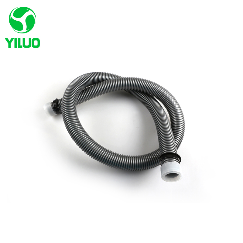 1.75m Vacuum Cleaner Hose Inner Diameter 32mm Outer Diameter 39mm High Temperature EVA Hose + black ABS connector Vacuum Parts toroidal transformer 32mm inner diameter ferrite core as200 125a black