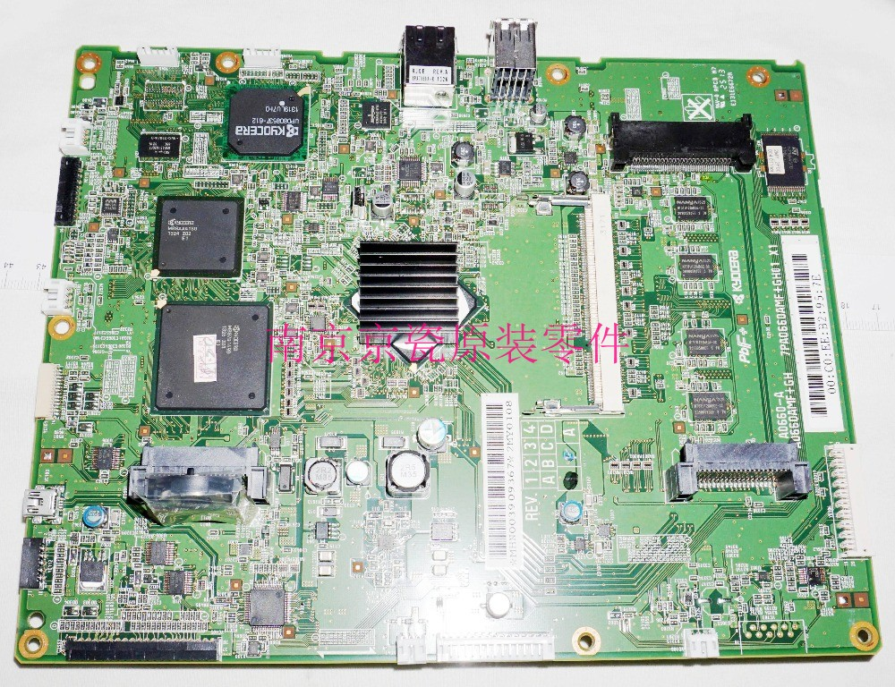 Фото New Original Kyocera 302MY94050 PWB MAIN ASSY for:FS-C8520 C8525