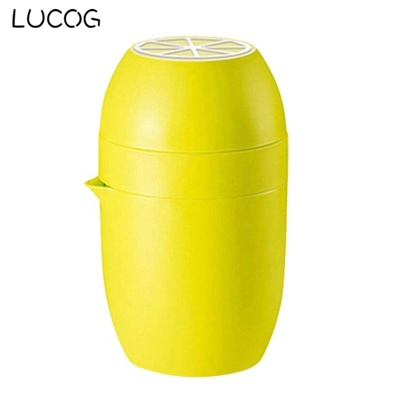 Mini Citrus Juicer Lemon Orange Squeezer Manual Lid Rotation Press Juice Cup for Fresh Oranges Lemon Lime and Grapefruit sol republic 1131 40 relays mfi lemon lime наушники