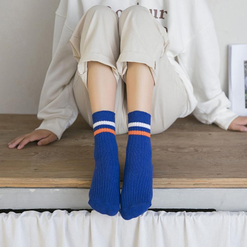 Hardwerkend Fabulous Nieuwe Vrouwen Sokken Winter Warm Beenwarmers Knit Gebreide Gehaakte Sokken Comfortabele Elastische Sok Zachte Soxs Meias Hocok