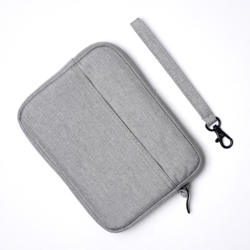 With  Hand Strap Tablet Sleeve Bag For Kindle Paperwhite 1 2 3 Voyage 6 Inch E-book Cover For Kindle 7 8 Th  E-reader Pouch Case