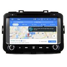 RoverOne S200 Android 8,0 Автомобильный мультимедийный плеер для Kia Carens 2013-2015 Авторадио DVD Радио Стерео gps навигации Bluetooth