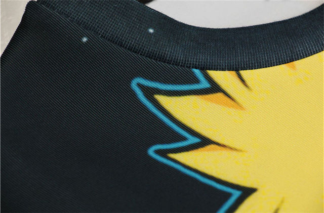 Uzumaki Naruto Men/Women's 3D Sweatshirt Pullover