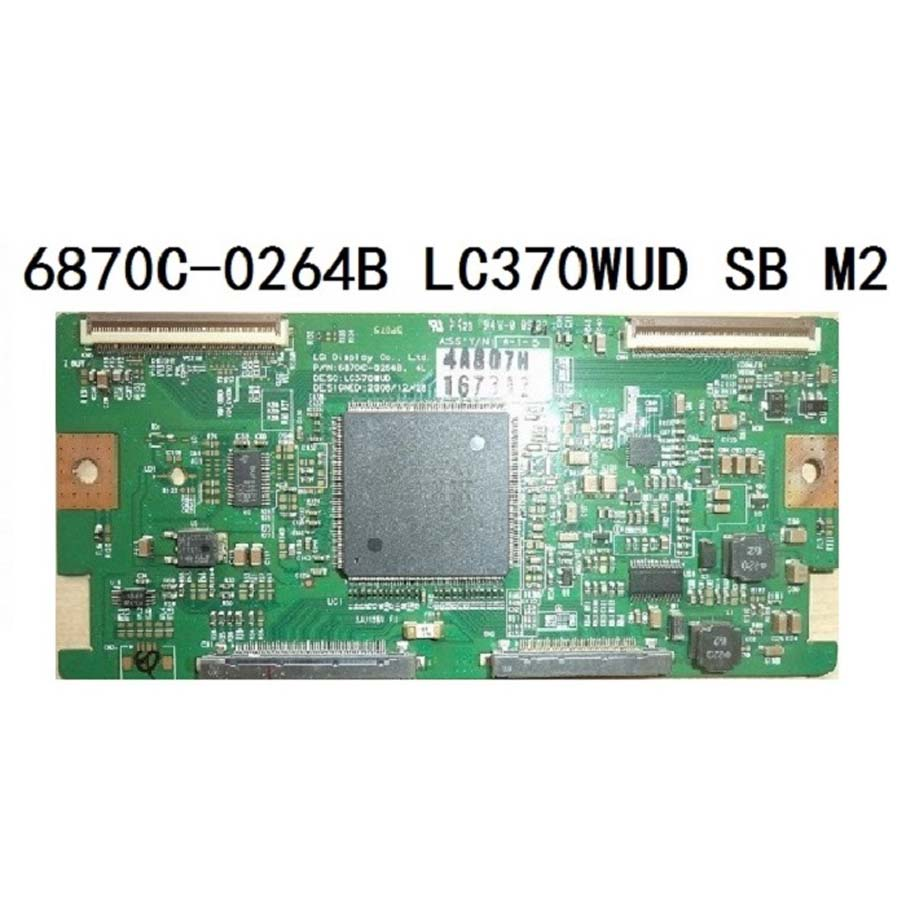 Pukido original for LG logic board 6870C-0264B LC370WUD SBM2 Plug Type: Universal