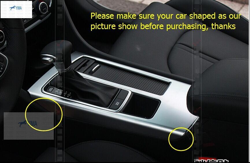 Lapetus ABS Pearl Chrome Stalls Caja de cambio de marchas Soporte - Accesorios de interior de coche - foto 2