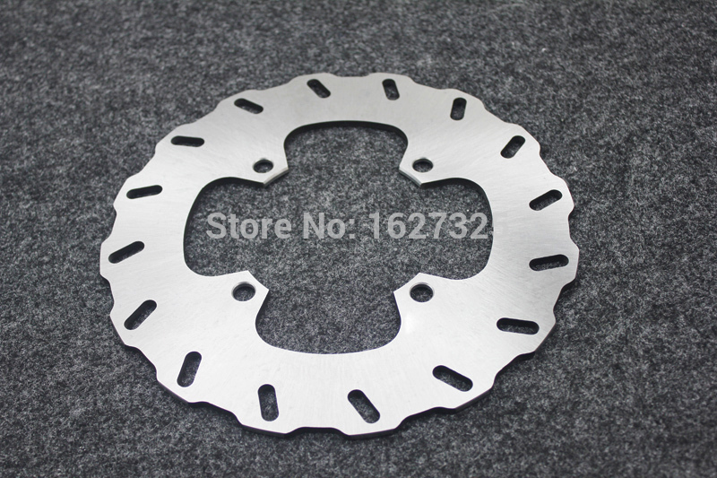 Brand new Motorcycle Rear Brake Disc Rotors For Kawasak ZXR 400 91-02 Universel motorcycle rear brake disc rotors for suzuki gsx1300r 08 15 correspondence year universal