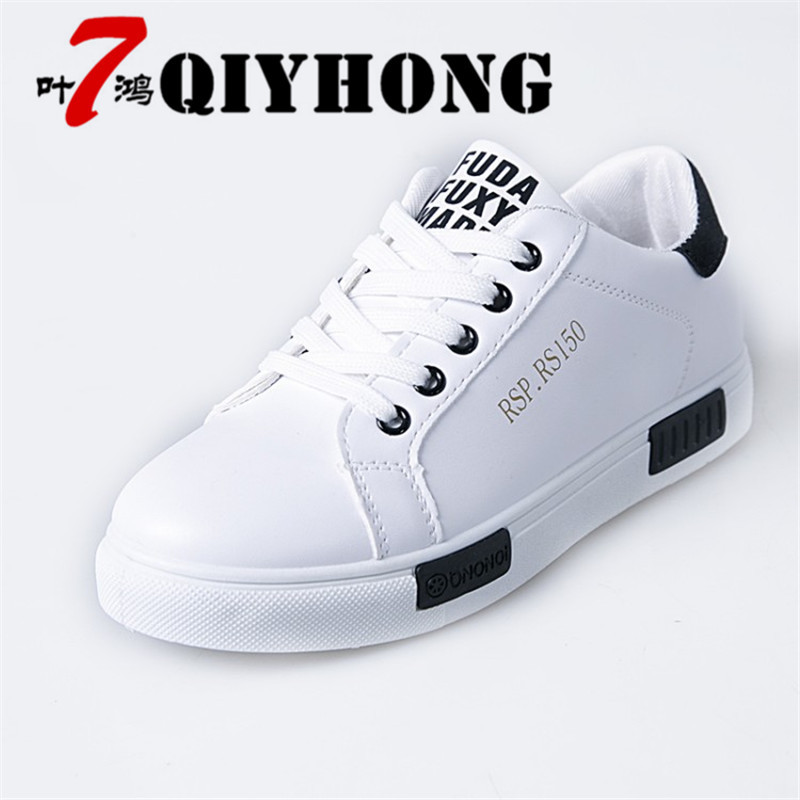 QIYHONG2017 New Fashion Hot Women's Shoes Vattentät Taiwan Liten Vit - Damskor - Foto 1