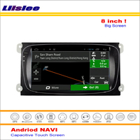 Liislee Car Android GPS NAV Navigation System For Ford For Focus For Mondeo 2007~2011 Radio Audio Video Multimedia No DVD Player
