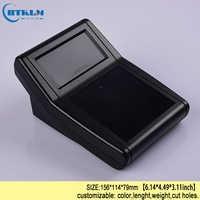 ABS plastic enclosure instrument case DIY junction box custom electronic box enclosure diy instrument case 156*114*79mm 1piece