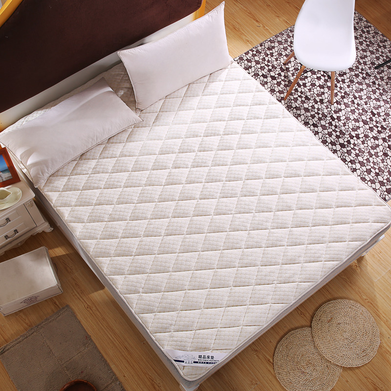 quilting linens fitted sheets soft Breathable comfort knitted mattress protective cover twin