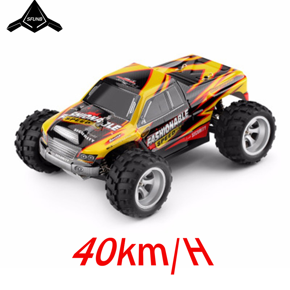 Wltoys A979-A rc car 1:18 full-size remote control car four-wheel drive off-road vehicle drift remote control car speed 40kmWltoys A979-A rc car 1:18 full-size remote control car four-wheel drive off-road vehicle drift remote control car speed 40km