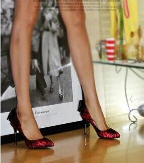 Manmitu Бесплатная доставка 2017 Корейских популярных proncess обувь одного женщина насосы сладкий бабочкой девушки кружева свадебное летние высокие каблуки