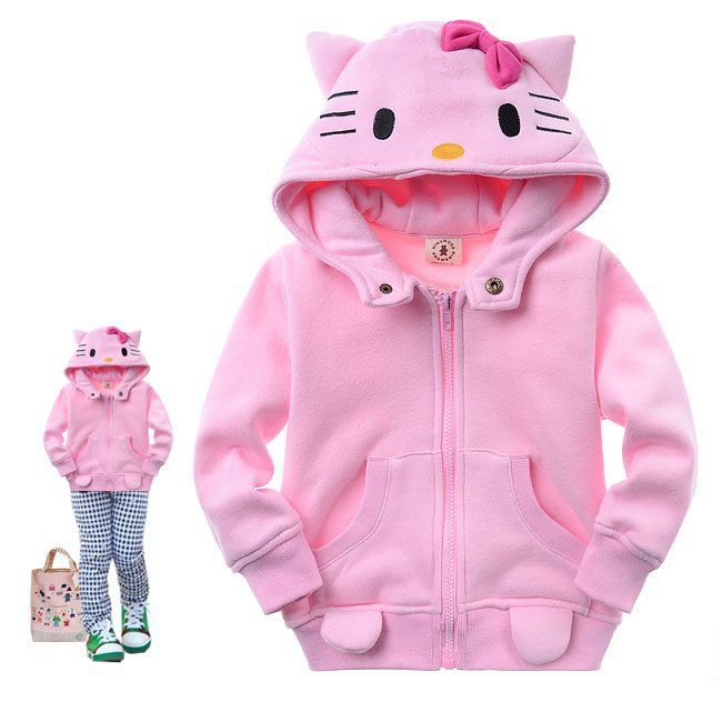 Hello Kitty Coats For Girls