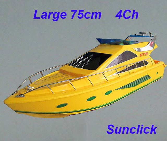 RCB31126, RC Double Motor Yellow  Sea Dancer Boat Toy, 2 motor RC water toy