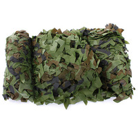 4 x 1.5m Camouflage Shooting Hide Army Net Hunting Oxford Fabric Camo Netting|net net|net fabric|net camo -