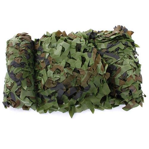 4x1,5 m Camouflage Schießen Verstecken Armee Net Jagd Oxford Stoff Camo Netting