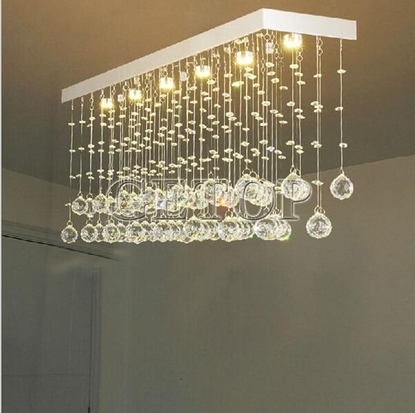 Z descrizione: z moderno lampadario di cristallo lago dei cigni ...