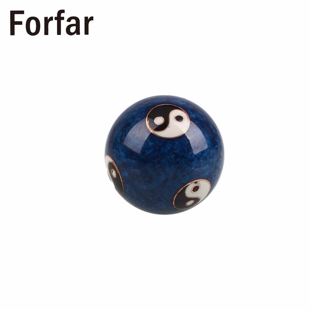 Forfar 2Pcs/Pair 16mm Health Ball Hand M