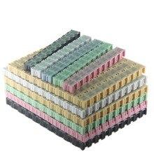 20 шт./компл. запчасти коробка инструментов электронный компонент коробка резистор проволочного чипа ящик для хранения автоматически появится патч контейнер