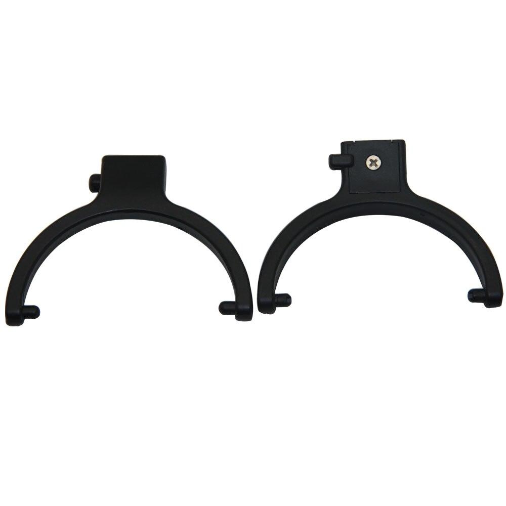 bilder für Poyatu bügelhaken kunststoffstecker für sony mdr-7506 mdr-v6 mdr 7506 v7 kopfhörer lautsprecher haken ersatzteile