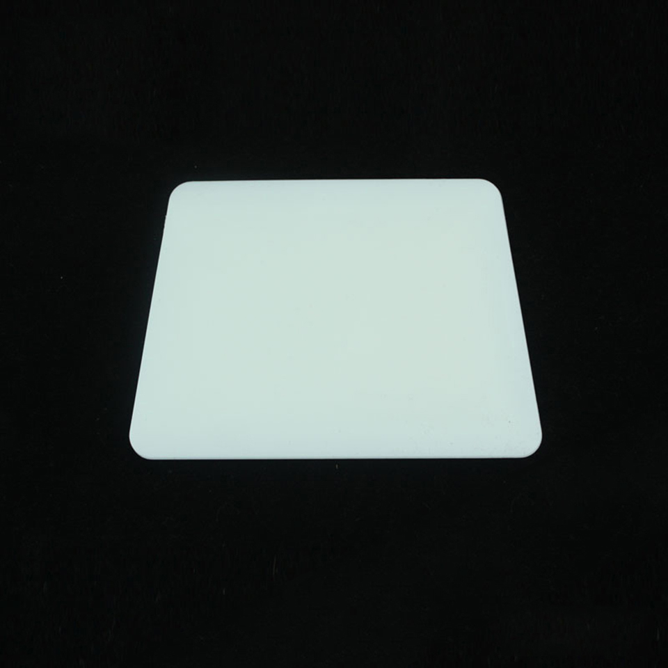 Pro Window Tinting Tint Film Fitting Tool TEFLON WHITE HARD CARD SQUEEGEE