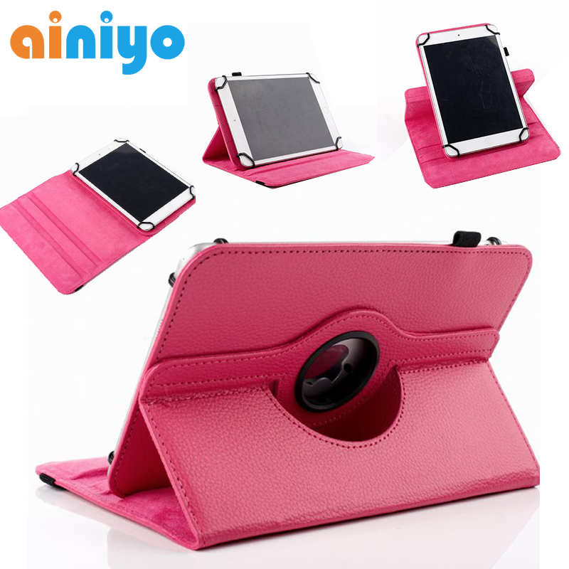 360 degree rotation Universal Case for Chuwi hi9 pro 8.4 inch Tablet Printed PU Leather protective case cover + 3 Gifts protective 360 degree rotation pu leather case for samsung galaxy note pro12 2 p900 p905 white
