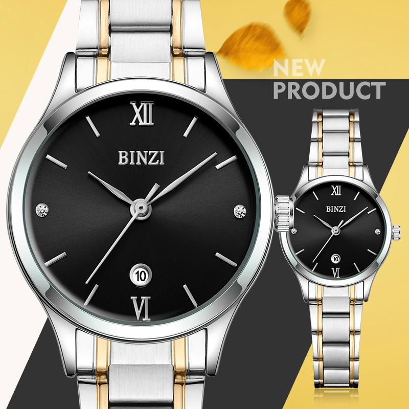 c09785d432a Mulheres Relógios simples lady aço relógios feminino Material   Stainless  Steel Watch Clock