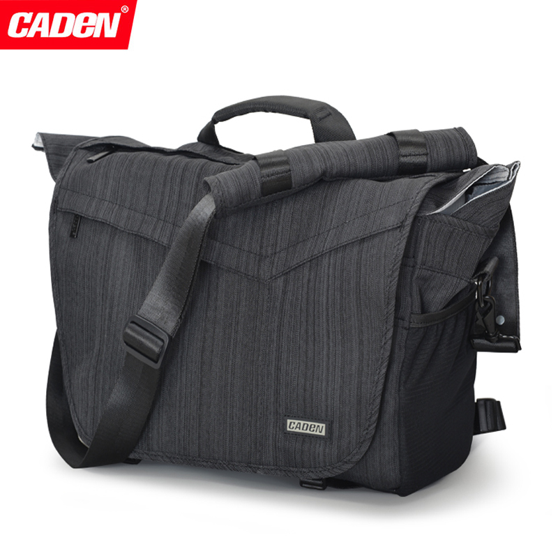 Caden Waterproof Travel Shoulder Camera Bag for DJI Mavi Pro Air Drone Sony Nikon Canon Digital
