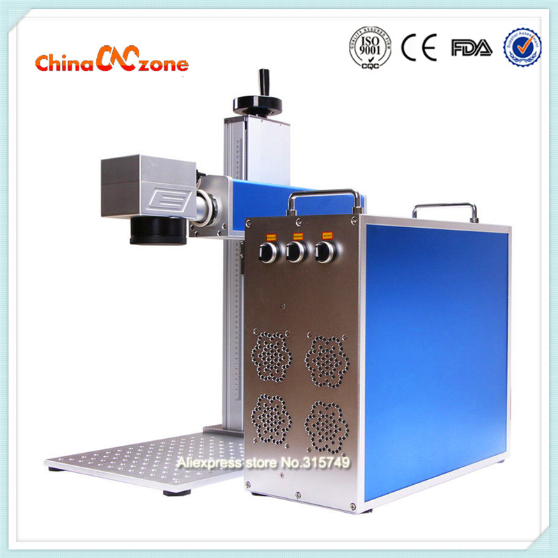 20W/30W/50W fiber laser marking machine Cutter Machine Laser Cnc Marking Laser Fiber Machine Metal Marking Printer Machine