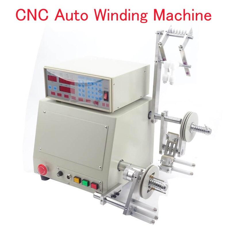 110V/220V CNC Automatic Wire Winding Machine CNC Coil Winding Machine Wire Winding Machine For 0.03-1.2mm Wire Числовое программное управление