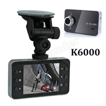 Full HD 1080P K6000 Car DVR 2.7″ TFT Screen video Recorder Motion Detection Night Vision G-Sensor Vehicle dashcam
