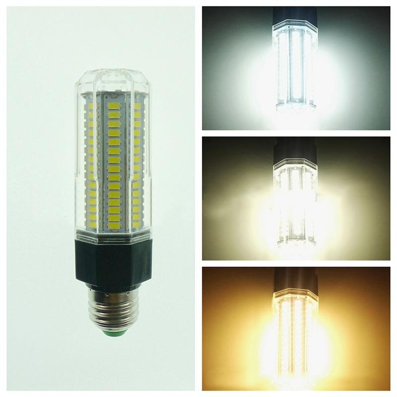 LumiParty E27 LED Lamp 5730 SMD 126 LEDs 14W Corn Light Bulb Home Lighting 360 degree Beam Angle Lamps 110-265V