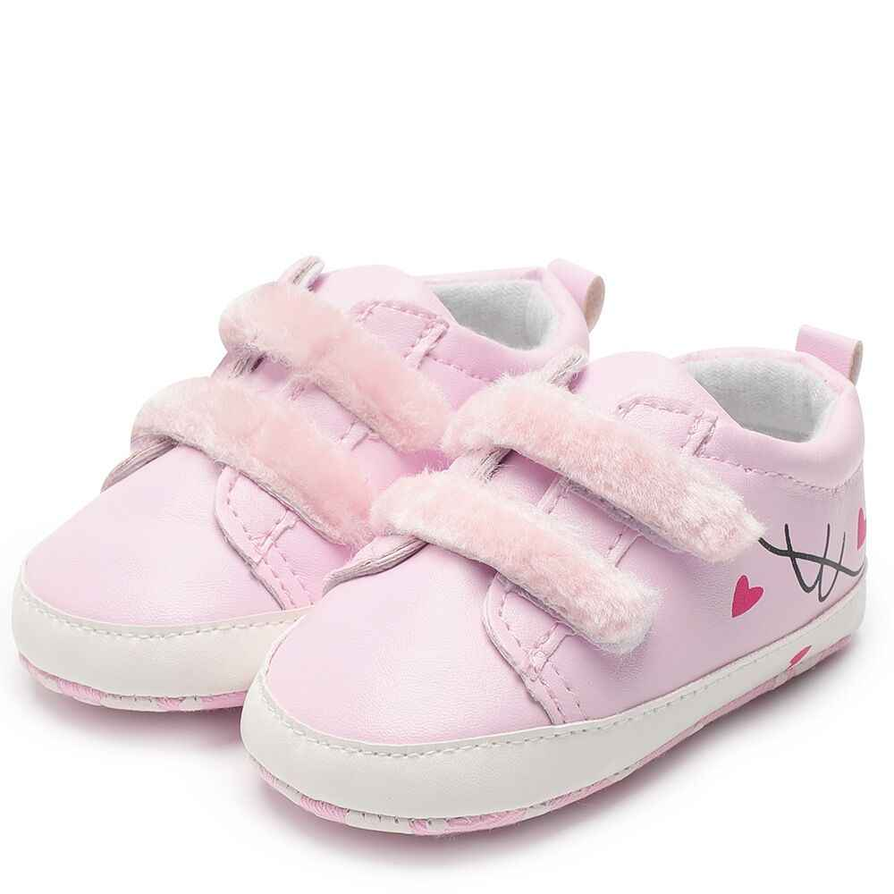 infant girls tennis shoes red baby