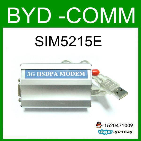 factory wholesale simcom sim5215 for RS232 WCDMA MODEM все цены