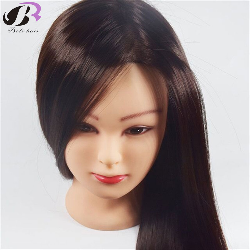 Big Sale Professional Styling Head 60cm Hair Wig Heads For Hairdressers Training Head Nice Mannequin Head Free ShippingBig Sale Professional Styling Head 60cm Hair Wig Heads For Hairdressers Training Head Nice Mannequin Head Free Shipping