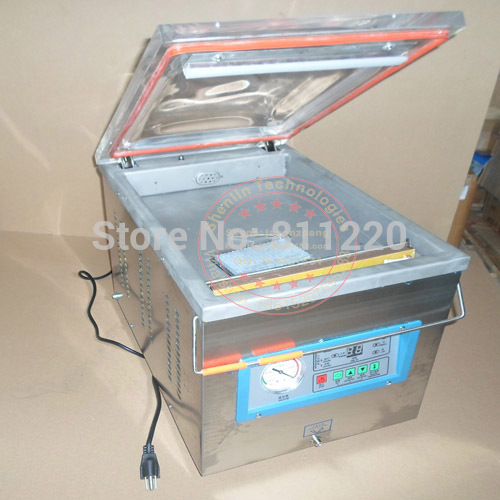 Food Vacuum Sealer Packing Machine DZ 260 Sealig Aluminum Bag Chamber Single 110V Or 220V DZ260 In Power Tool Sets From Tools