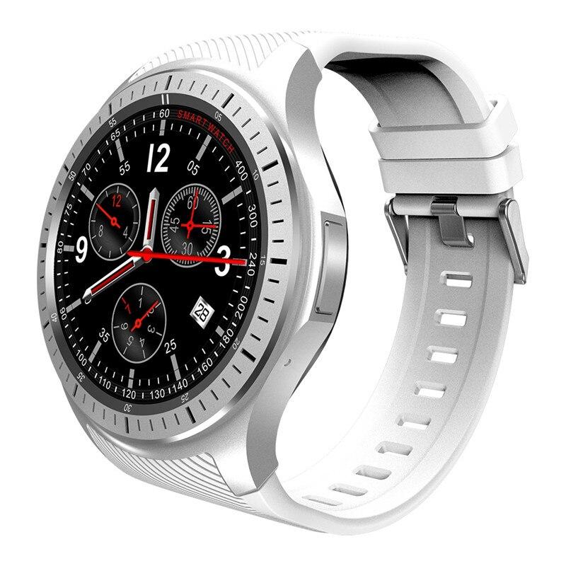 imágenes para DOMINO DM368 Plus 3G GPS Teléfono Smartwatch Android 5.1 MTK6580 Quad Core 1.0 GHz 1 GB RAM 16 GB Pasómetro Frecuencia Cardíaca Inteligente reloj