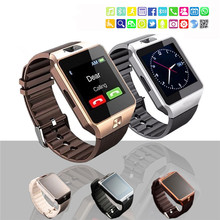 Electronic Watch DZ09 Smartwatch Digital Clock With Bluetooth Electronics SIM Card Sport Smart Watch PK A1 Q18