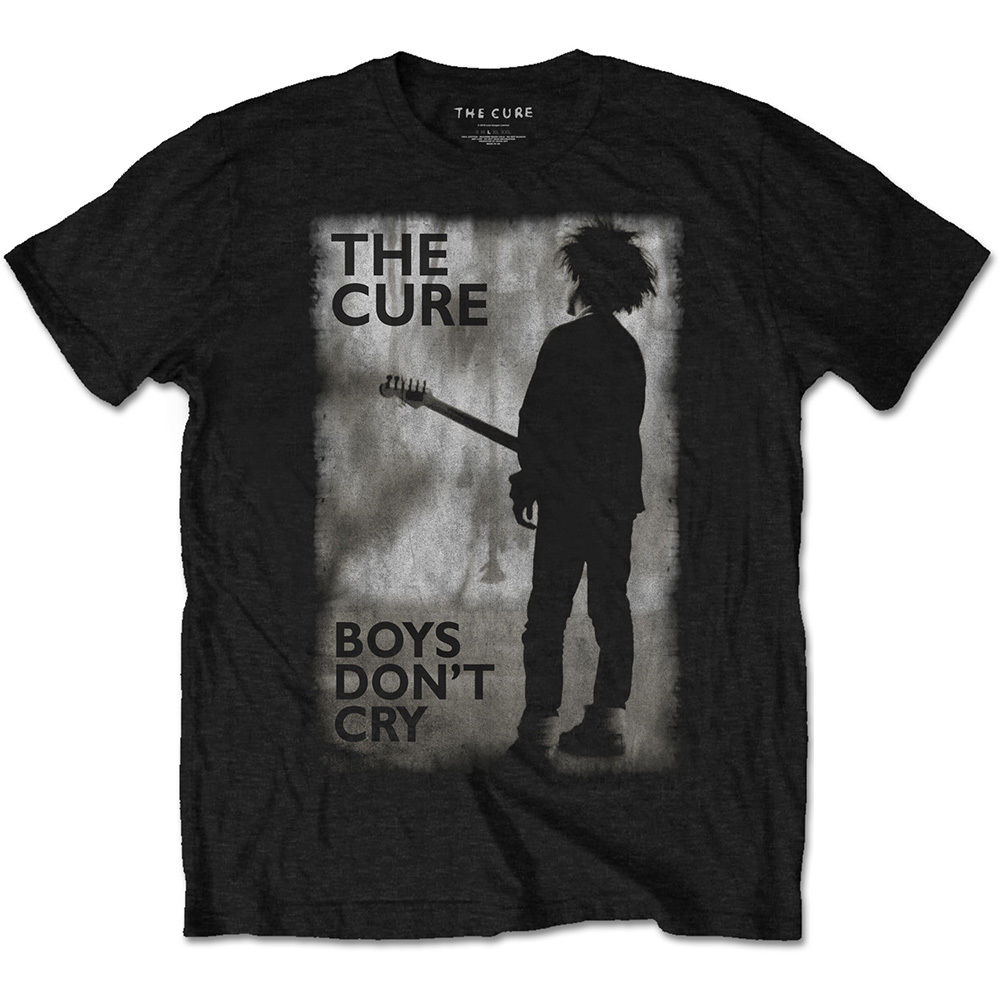 THE CURE - RAGAZZI DONt Cry T SHIRT Merchandise Ufficale