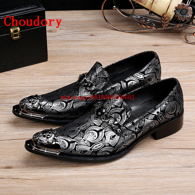 Choudory Mens pointed toe dress shoes iron chaussure flats slip on velet spiked loafers oxford shoes for men luxury man shoes Choudory Mens pointed toe dress shoes iron chaussure flats slip on velet spiked loafers oxford shoes for men luxury man shoes