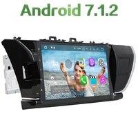 Android 7 1 2 Quad Core 2 Din 10 1 2GB RAM New UI CAR Dvd