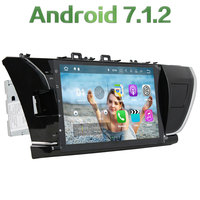 Android 7 1 2 Quad Core 2 Din 10 1 2GB RAM New UI CAR Dvd