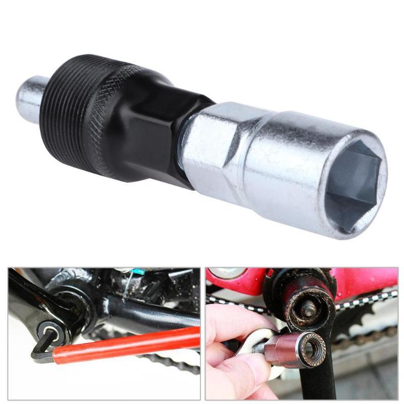 Bike Repair Outdoor Mountain Bicycle Pedal Sprocket Crank Removal Wheel Puller