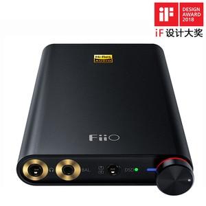Image 3 - Fiio Q1 Mark II היי Res אודיו ילידים DAC DSD אוזניות מגבר XMOS 384 kHz/32 קצת iphone/iPad/מחשב AK4452 Q1II