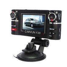 2.7-inch TFT LCD Car DVR HD 1080P Dual Camera 180 Rotated Lens Vehicle Digital Video Recorder Night Vision Rear View Dash Cam