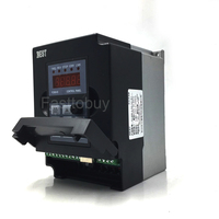 1.5KW VFD Spindle Inverter 3PH 380V Variable Frequency Drive 1000Hz Spindle Motor Speed Control Inverter Input 3HP VFD Inverter