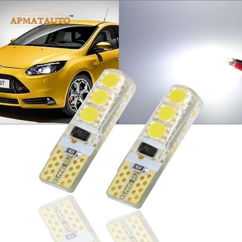 2 x Auto Styling T10 W5W T16 194 168 12V 12V Klaring - Autolichten