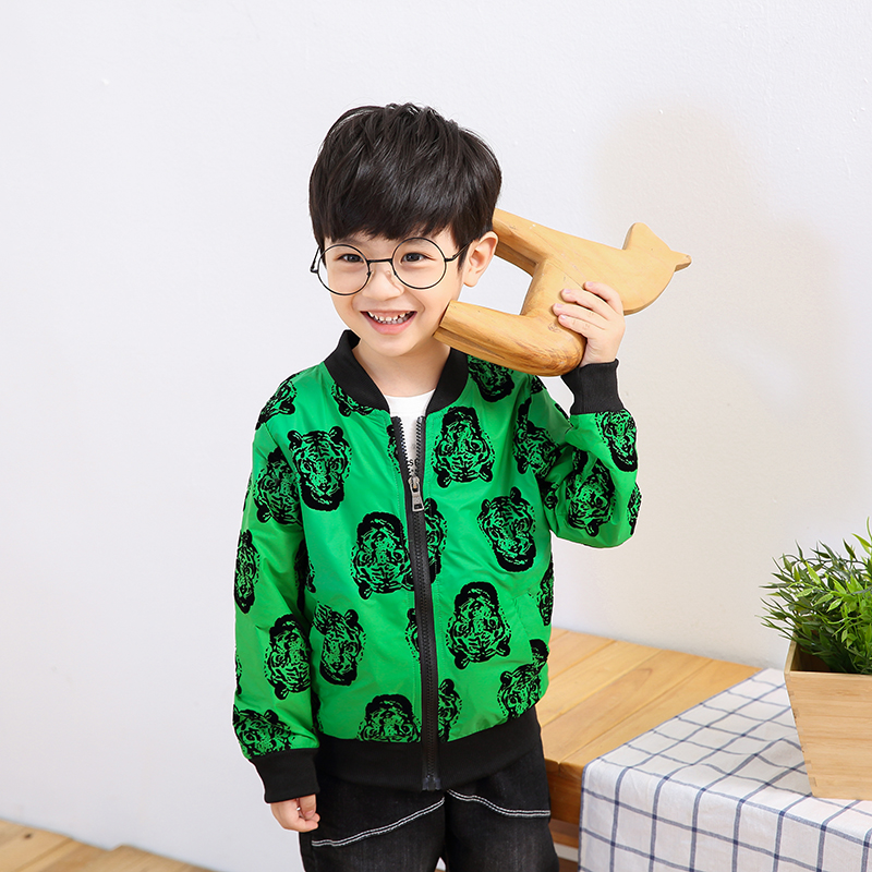 2019 Children 39 s new long sleeve jacket Rain proof Leisure hundred lap boys tops in Jackets amp Coats from Mother amp Kids