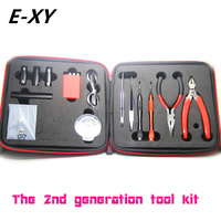E Cig Tool Kit Vapor RBA Ecig Tools Kit DIY Tool Bag For E Cigarette RDA