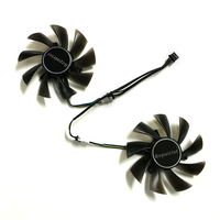 GTX1060 GPU Cooler Fans For Gigabyte GTX 1060 G1 Gaming VGA Card Cooling Alternative Products As